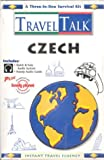 Penton Overseas, Inc: Traveltalk Czech with Book(s)