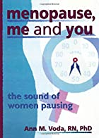 Menopause, me and you : the sound of women…