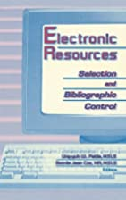 Electronic resources : selection and…