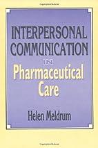 Interpersonal Communication in…