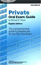 Private Oral Exam Guide: The Comprehensive…