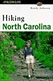 Johnson, Randy: Hiking North Carolina