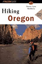 Hiking Oregon (rev) by Donna Lynn Ikenberry
