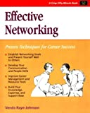 Johnson, Krannich: Effective Networking