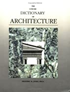 Crisp: Concise Dictionary of Architecture…