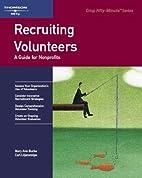 Recruiting Volunteers: Building an Effective…