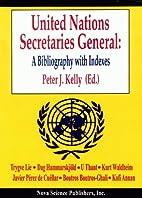 United Nations secretaries general : a…