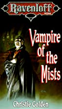 Vampire of the Mist by Christie Golden