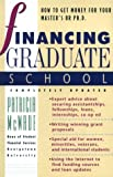 McWade, Patricia: Peterson's Financing Graduate School: How to Get the Money for Your Master's or Ph.D.