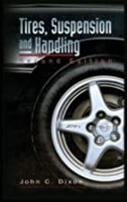 Tires, Suspension, and Handling, Second…