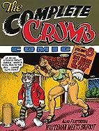 The Complete Crumb Comics Vol. 8: The Death…