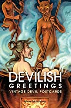 Devilish Greetings: Krampus Vintage Devil…