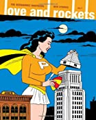 Love and Rockets: New Stories #1 by Jaime…