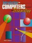 Shepherd, Robert D.: Introduction to Computers and Technology: An Introduction to Personal Computers