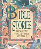 Borgenicht, David: Bible Stories: Four of the Greatest Stories Ever Told/Miniature Book