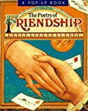 Miniature Book Collection (Library of Congress): The Poetry of Friendship (Miniature Editions Pop-Up Books)