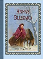 Anna's Blizzard by Alison Hart
