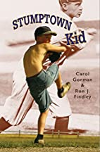 Stumptown Kid by Carol Gorman