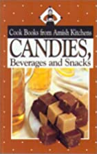 Cookbook from Amish Kitchens: Candies…