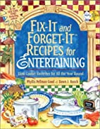 Fix-It and Forget-It Recipes for…