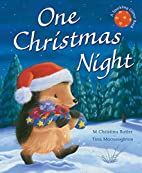 One Christmas Night by M. Christina Butler