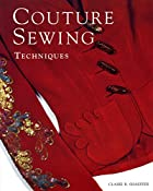 Couture Sewing Techniques by Claire B.…