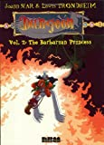 Sfar, Joann: Dungeon: Zenith - Vol. 2: The Barbarian Princess