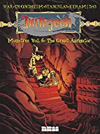 Dungeon Monstres Vol. 6 : The Great Animator…