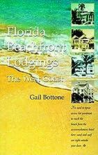 Florida Beachfront Lodgings: The West Coast…