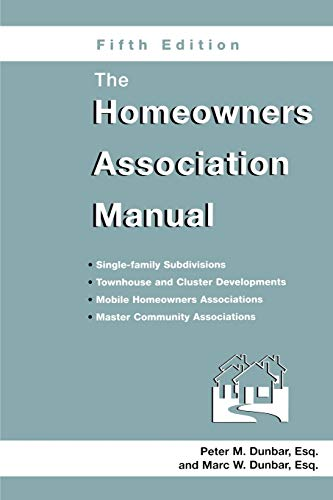 the-homeowners-association-manual-homeowners-association-manual5th-edition