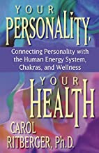Your Personality, Your Health: Connecting…