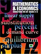 Mathematics & Economics: Connections for…