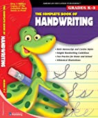 The Complete Book of Handwriting by School…