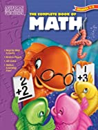 The Complete Book of Math, Grades 1-2 by…