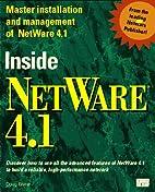 Inside Netware 4.1 by Doug Bierer