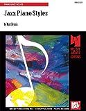 Dennis, Matt: Jazz Piano Styles: Piano/Jazz Solos