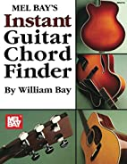 Mel Bay Instant Guitar Chord Finder by…