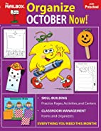 Organize October Now! (PreK) by The Mailbox…
