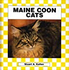 Maine Coon Cats (Checkerboard Animal…