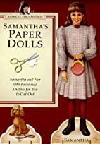 Samantha's Paper Dolls by Pleasant Company