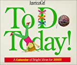 [???]: To Do Today: A Calendar of Bright Ideas for 2000