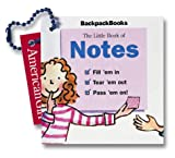 [???]: The Little Book of Notes