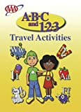 Drake, Aaron: A-B-C and 1-2-3 Travel Coloring Book (Kids Product Series)