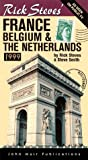 Steves, Rick: Rick Steves&#39; France, Belgium &amp; the Netherlands 1999