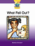 What Fell Out? by Dominie Elementary