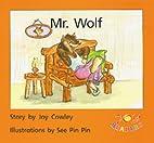 Mr. Wolf by Joy Cowley
