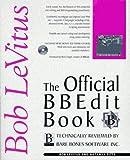 Levitus, Bob: The Official Bbedit Book