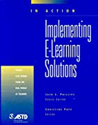 In Action : Implementing E-Learning…