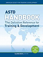 ASTD Handbook: The Definitive Reference for…