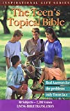 Honor Books: The Teen's Topical Bible: The Living Bible